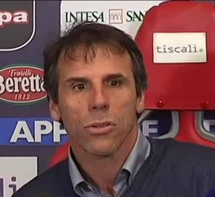CALCIO, Fiducia a Zola, ma la gara col Verona è il crocevia per la salvezza del Cagliari