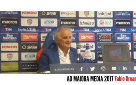 """CALCIO, Capozucca ai saluti: """"Divergenze sulla gestione. Porterò Cagliari nel cuore"""""""