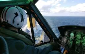 SARDEGNA, Elicottero dell'Aeronautica militare soccorre turista coreano in pericolo di vita a bordo di nave da crociera
