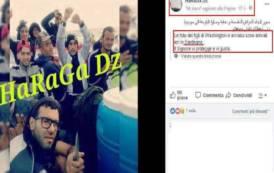 IMMIGRAZIONE, Nella pagina Facebook degli algerini il bollettino degli arrivi nelle coste sarde