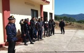 TEULADA, Tredici clandestini algerini sbarcano all'interno del Poligono