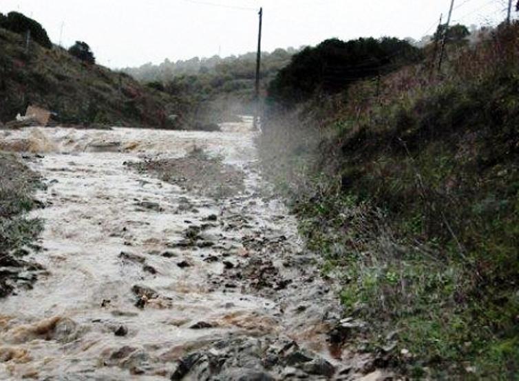 """MALTEMPO, Coldiretti: """"Regione coinvolga i Consorzi di bonifica per manutenzione straordinaria del territorio"""""""