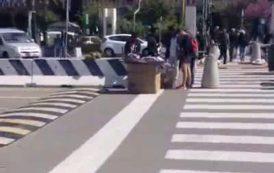 """CAGLIARI, Fratelli d'Italia: """"Chi accoglie i crocieristi che sbarcano dalle navi?"""" (VIDEO)"""