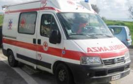 VILLASALTO, Ambulanza 118 in panne con paziente in codice rosso
