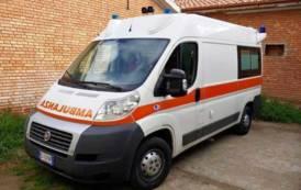 SANITA', All'ospedale San Marcellino di Muravera arrivano le ambulanze 'riciclate' dalla Val d'Aosta