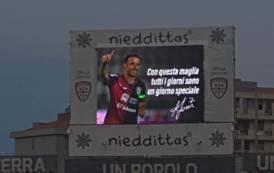 CALCIO, Cossu resta nel Cagliari: incarico nel vivaio