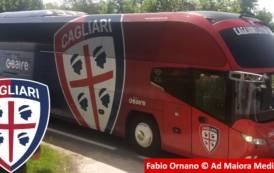 CALCIO, Al via il preritiro del Cagliari ad Aritzo