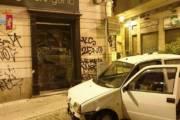 CAGLIARI, Spacca con auto la vetrina di un ottico in piazza Costituzione: arrestato pregiudicato 44enne di Quartu