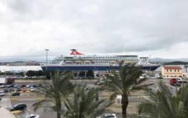 TURISMO, Stagione crociere 2018: prime navi ad Olbia e Oristano