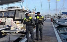 ALGHERO, Scoperta barca utilizzata impropriamente come 'bo&b': sanzione per i proprietari