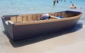 SANT'ANNA ARRESI, Almeno due sbarchi notturni di clandestini a Porto Pino
