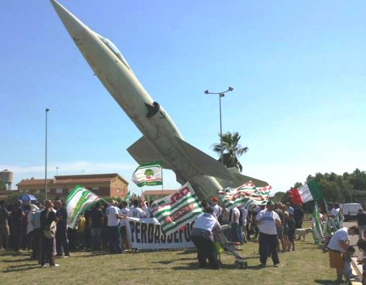 """DECIMOMANNU, Rubiu (Udc): """"La chiusura della base militare sarebbe un danno sociale ed economico per la Sardegna"""""""