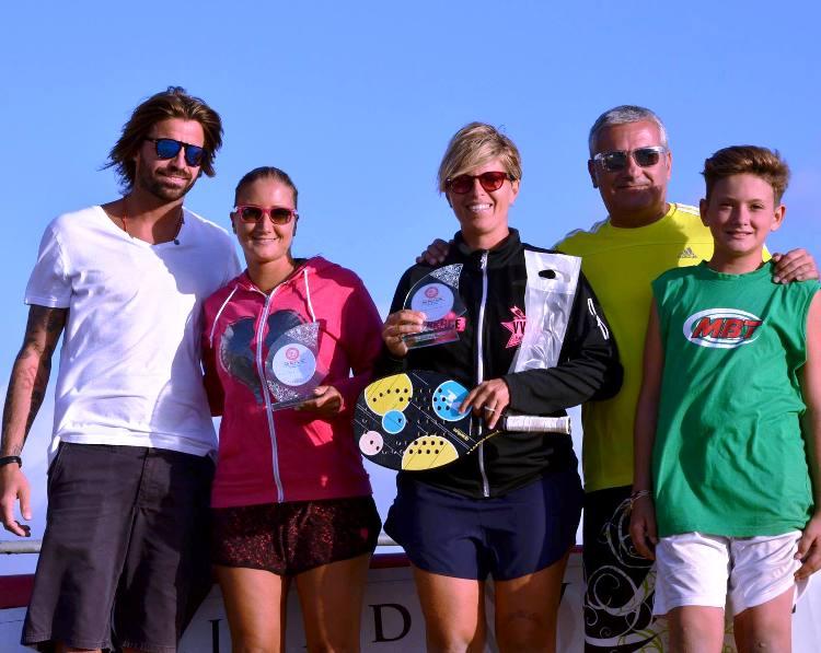 BEACH TENNIS, Tronci-Avvantaggiato e Storari-Luoni conquistano ad Oristano il primo Eolo Beach Contest