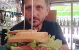 GASTRONOMIA, Giorgio Borrelli ovvero la creatività nel farcire un panino