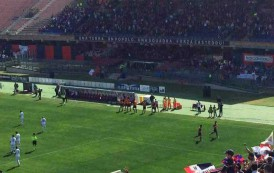 "CALCIO, Rastelli: ""Vittoria voluta a tutti i costi"". Capuano: ""Felici per i nostri splendidi tifosi"""
