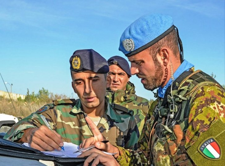 """MISSIONE UNIFIL, Brigata Sassari in partenza per il sud del Libano: operazione """"Leonte"""""""
