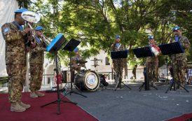 LIBANO, I Sassarini protagonisti della festa estiva di Tibnin (FOTO)
