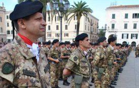 """BRIGATA SASSARI, Centro democratico paventa chiusura del Comando. Tunis (FI): """"Responsabilità di Pigliaru"""""""