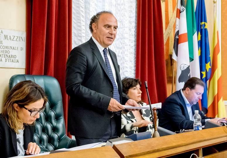 """ALGHERO, Sindaco Bruno ritira le dimissioni: """"Per fare il bene della nostra città in un momento difficile"""""""