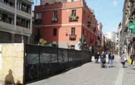 CAGLIARI, La pedonalizzazione ha messo in crisi il commercio nel corso Vittorio Emanuele