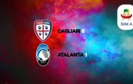 CALCIO, Cagliari: sveglia! L'Atalanta passa (0-1), squadra contestata