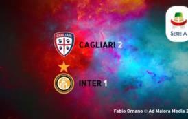 CALCIO, Il miglior Cagliari dell'era Maran. Inter battuta (2-1) con merito