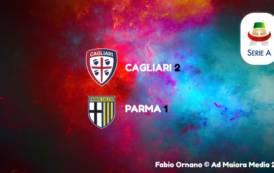 CALCIO, Schiaffo e rimonta: Cagliari-Parma 2-1, doppio Pavoletti