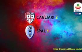 CALCIO, Barella ispira, Pellegrini sprinta, Pavoletti conclude: Cagliari-Spal 2-1