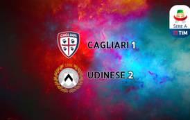 CALCIO, Cagliari-Udinese 1-2: Serie A chiusa con un tonfo