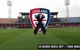 CALCIO, Tifoso del Cagliari stroncato da un malore sugli spalti