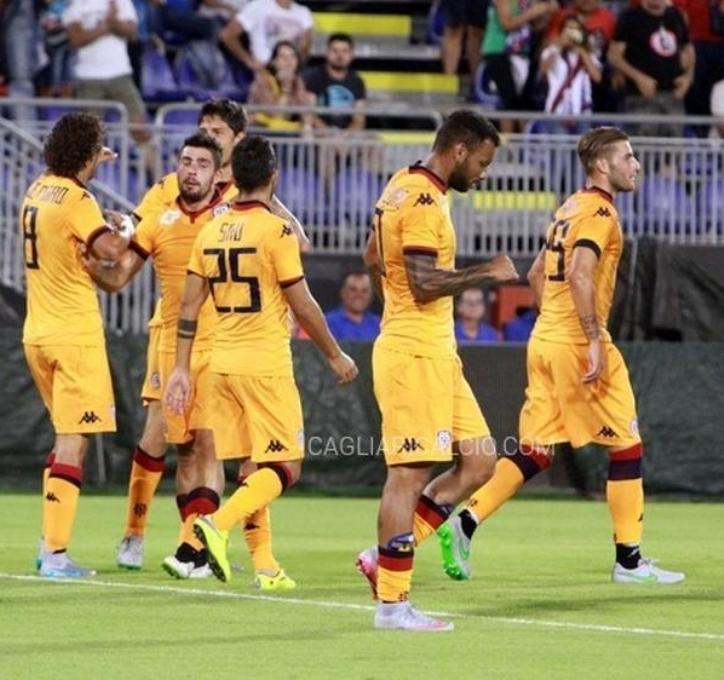 CALCIO, Stasera al Sant'Elia (ore 21) contro l'Entella comincia l'avventura del Cagliari in Coppa Italia