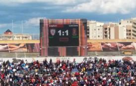 CALCIO, Un Cagliari in 'riserva' inciampa sull'ostacolo Lanciano: 1-1