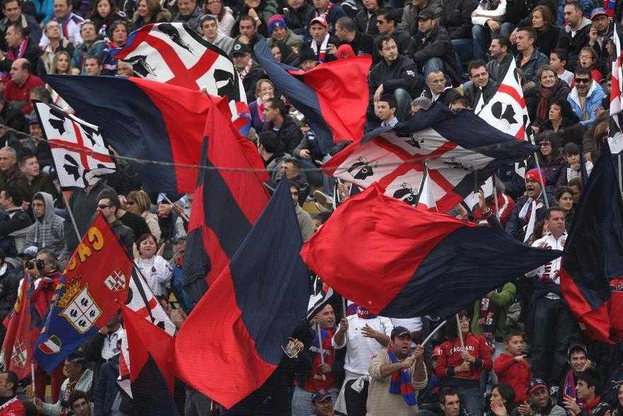 CALCIO, Il Cagliari torna con un punto (1-1) dalla trasferta di Livorno