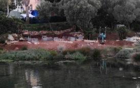 """ALGHERO, Movimento 5 Stelle in difesa della laguna del Calik: """"No al chiosco in riva allo stagno"""""""