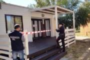 """MURAVERA, Sequestrate 52 case mobili del """"Tiliguerta camping village"""": cinque denunce (VIDEO)"""