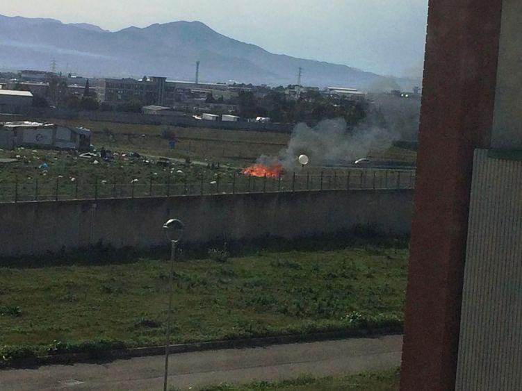 """CAGLIARI, Deliperi (Grig): """"Cosa si aspetta a sequestrare il campo nomadi, inceneritore abusivo, lungo la 554?"""""""