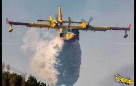 """INCENDI, Tocco (FI): """"Rischierare i Canadair per l'antincendio: una base nel sud Sardegna"""""""