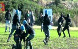 SERVITU' MILITARI, 54 persone indagate per i disordini nella manifestazione di Capo Frasca