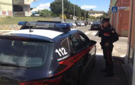 PIRRI, Litiga con la fidanzatina e si sfoga sulle auto in sosta: diciottenne arrestato