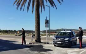 CALASETTA, Aggredisce e minaccia i carabinieri: arrestato 53enne polacco