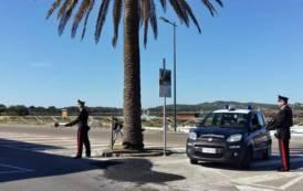 CARLOFORTE, Infastidiva i clienti di un pub: denunciato 55enne di Oristano trovato in possesso di un coltello di 22 centimetri