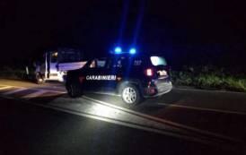 FURTEI, Ubriaco tenta di investire un carabiniere: arrestato pregiudicato di Mogoro
