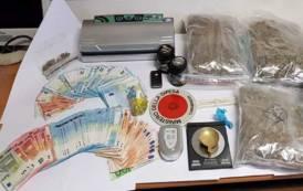 GUSPINI, Coppia spacciava cocaina e marijuana: arrestati