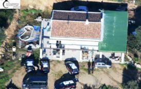 TORTOLI', Sequestrato un immobile da 250mila euro ad un trafficante di droga