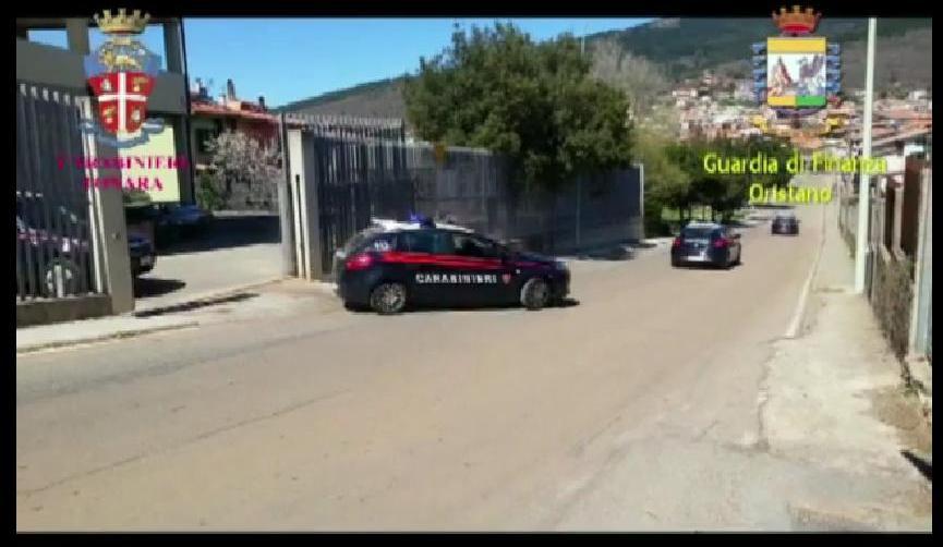 """ORISTANO, Gli arresti e le indagini sulla """"Squadra"""" degli appalti nei Comuni (video)"""