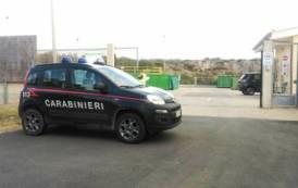 PORTOSCUSO, Rubava materiale nell'Ecocentro coi suoi tre figli minorenni: arrestata rom 34enne