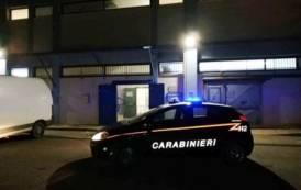 SESTU, Rapina sulla ex 131 nel centro ingrosso Garzia: bottino 400 euro