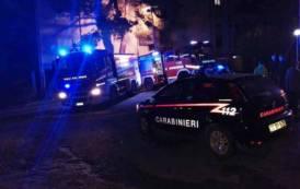VILLACIDRO, Nel 2018 aveva dato fuoco all'appartamento della ex: arrestato 30enne insieme al complice