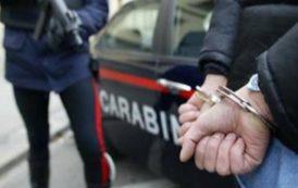 MASAINAS, Due giovani pregiudicate arrestate per tentato furto in appartamento