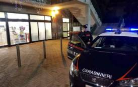 ASSEMINI, Rapina a mano armata al Superpan di via Carmine: due banditi in fuga